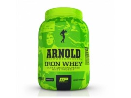 MusclePharm Arnold Iron Whey, 2270g