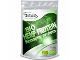 Natural Nutrition BIO Konopný Proteín, 1000g