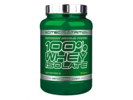 SCITEC NUTRITION 100 WHEY ISOLATE, 2000g