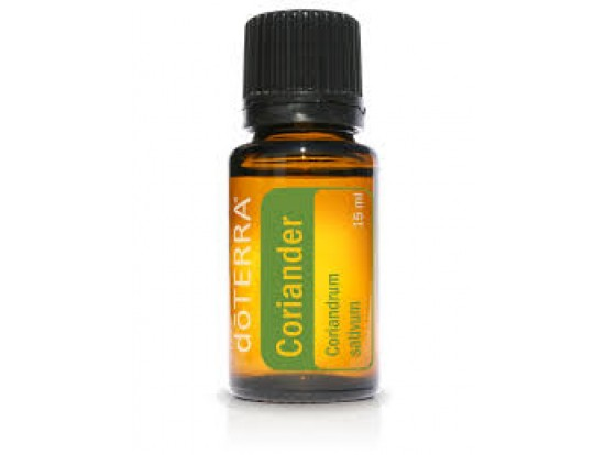 Koriandrový esenciálny olej  15ml