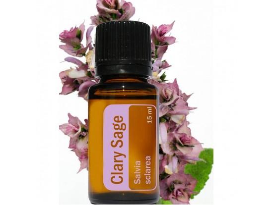 Šalvia lúčna - esenciálny olej 15ml