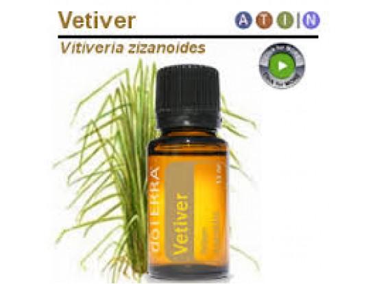 Vetiverový esenciálny olej  15ml