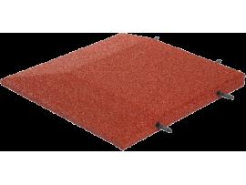 Roh gumovej podlahy SBR - 4cm