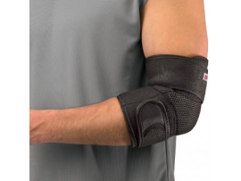MUELLER ADJUSTABLE ELBOW SUPPORT, BANDÁŽ NA LAKEŤ