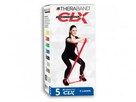 Thera-Band CLX modrý - extra silný
