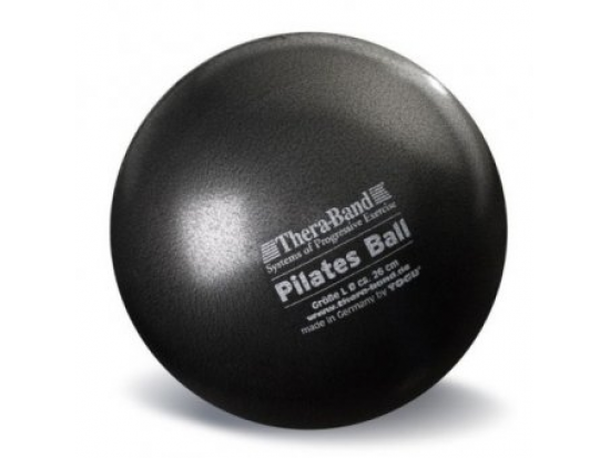 THERA-BAND OVERBALL / PILATES BALL 26 cm, strieborná