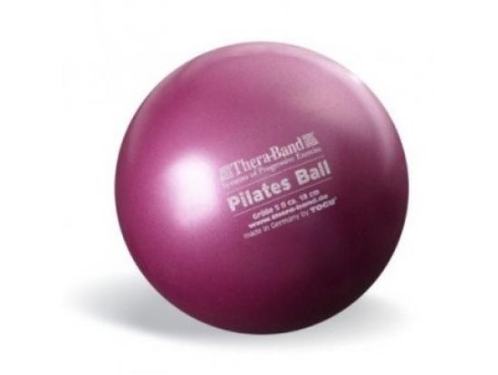 THERA-BAND OVERBALL / PILATES BALL 18 cm, červená