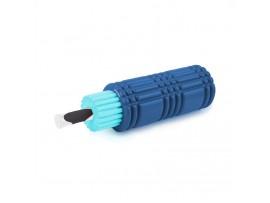 Fitness masážny valec MIX ROLL 3v1