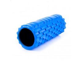Fitnes masážny valec modrý - TEEL II